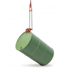 Fasshebeklammer, für alle Stahlfasstypen mit Sicke geeignet
