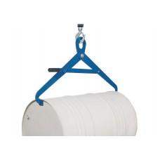 Fasszange FZ 500-H, zum horizontalen Heben von 200-Liter-Fässern, mit Arretiervorrichtung
