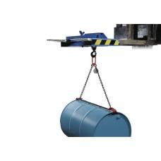 Fassgehänge FGV für liegende 60-/200-Liter-Sickenfässer