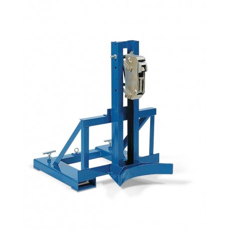 Fassgreifer SH 1, aus Stahl, lackiert, für 1 Fass à 200 Liter