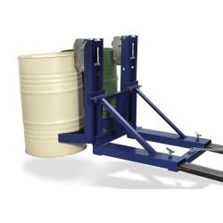 Fassgreifer SH 2 aus Stahl, lackiert, für 2 Fässer à 200 Liter kaufen