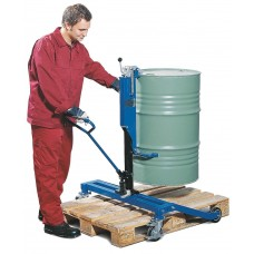 Fasslifter RT aus Stahl, lackiert, für 200-Liter-Stahlfässer