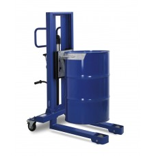 Fasslifter Servo FL 8-SK, lackiert, schmales Fahrwerk, für 200-220-l Stahl-und Kunststofffässer