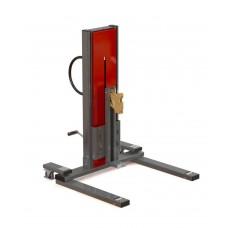 Fasslifter Secu Ex, breites Fahrwerk, H 1635 mm, Typ M für 60-/200-l-Stahlfässer, AtEx