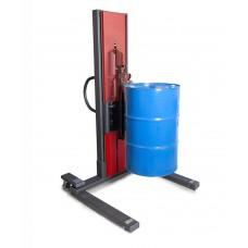 Fasslifter Secu Ex, breites Fahrwerk, H 2135 mm, Typ M für 60-/200-l-Stahlfässer, AtEx