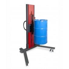 Fasslifter Secu Ex, gespreiztes Fahrwerk, H 2255 mm, Typ M für 60-/200-l-Stahlfässer, AtEx