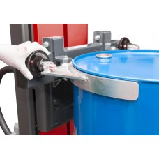 Fasslifter Secu Ex, breites Fahrwerk, H 1635 mm, Typ SK für 200-/220-l-Fässer, AtEx