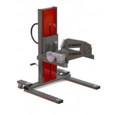 Fasslifter Secu Ex, breites Fahrwerk, H 1635 mm, Typ W drehbar, für 60-bis 220-l-Fässer, AtEx
